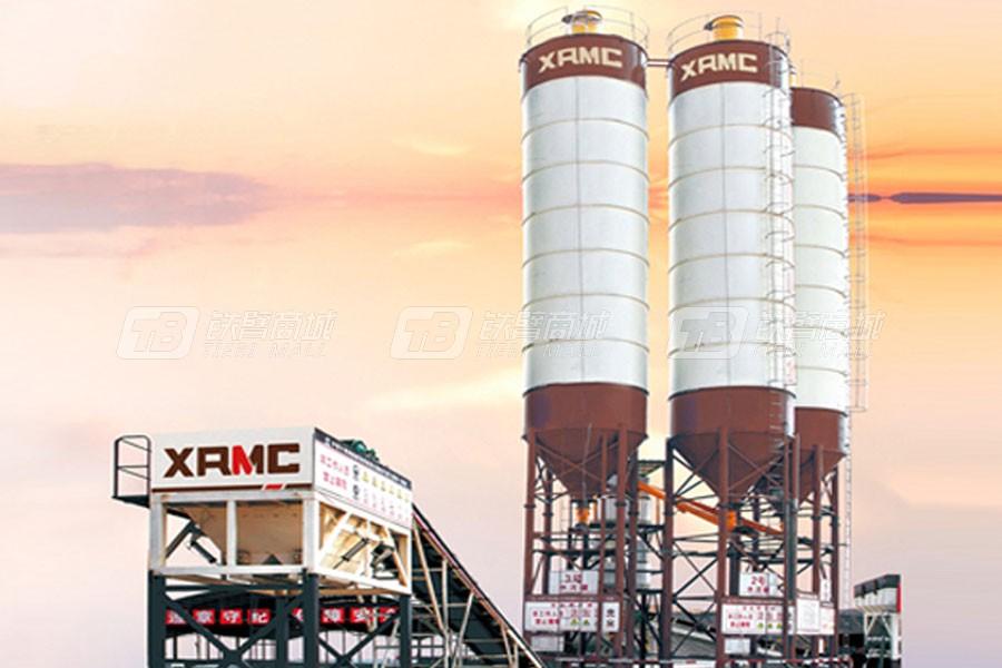 中交西筑WBC700Z稳定土厂拌设备