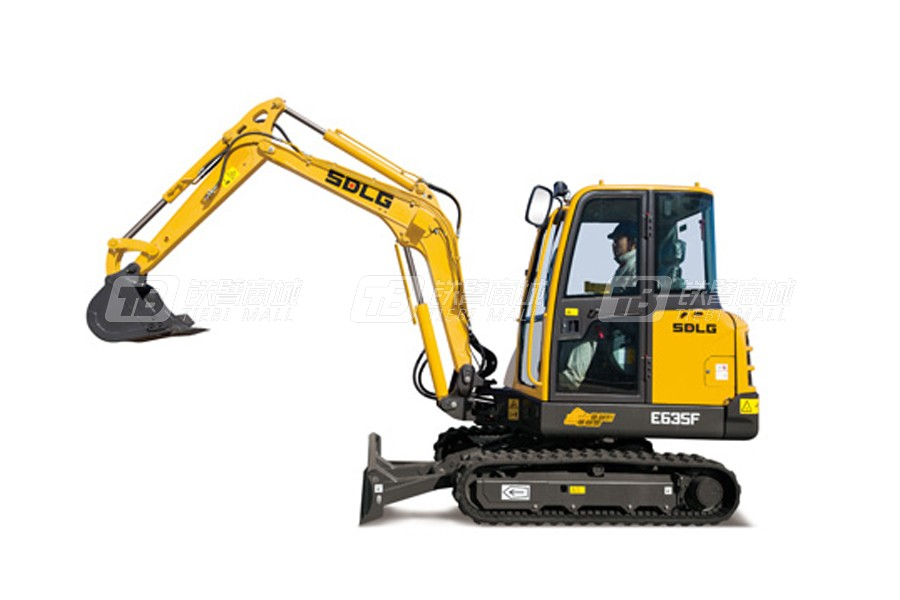 山东临工E635F履带挖掘机