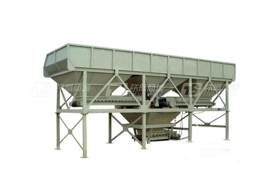聚龙HPD1600混凝土配料机