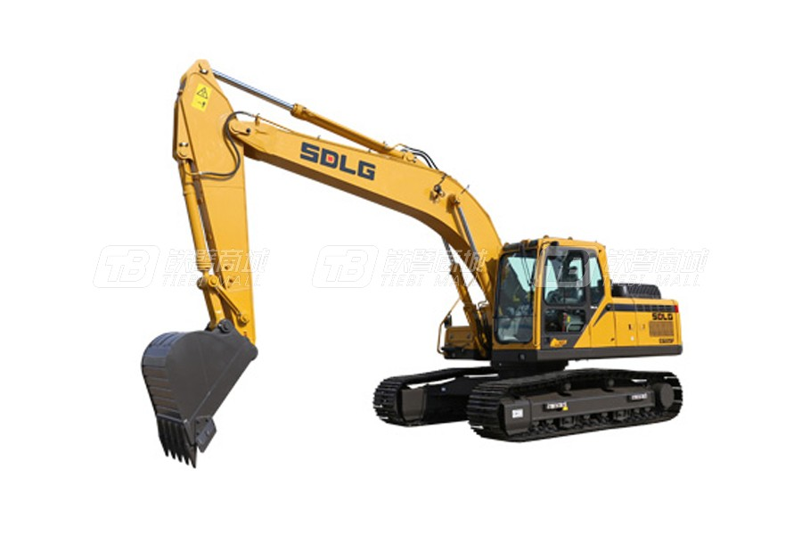 山东临工E6225F履带挖掘机