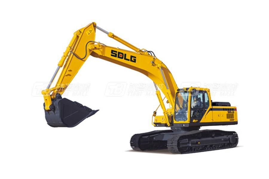 山东临工E6300F履带挖掘机