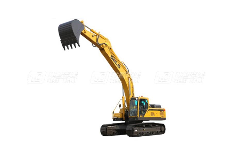 山东临工E6360F履带挖掘机