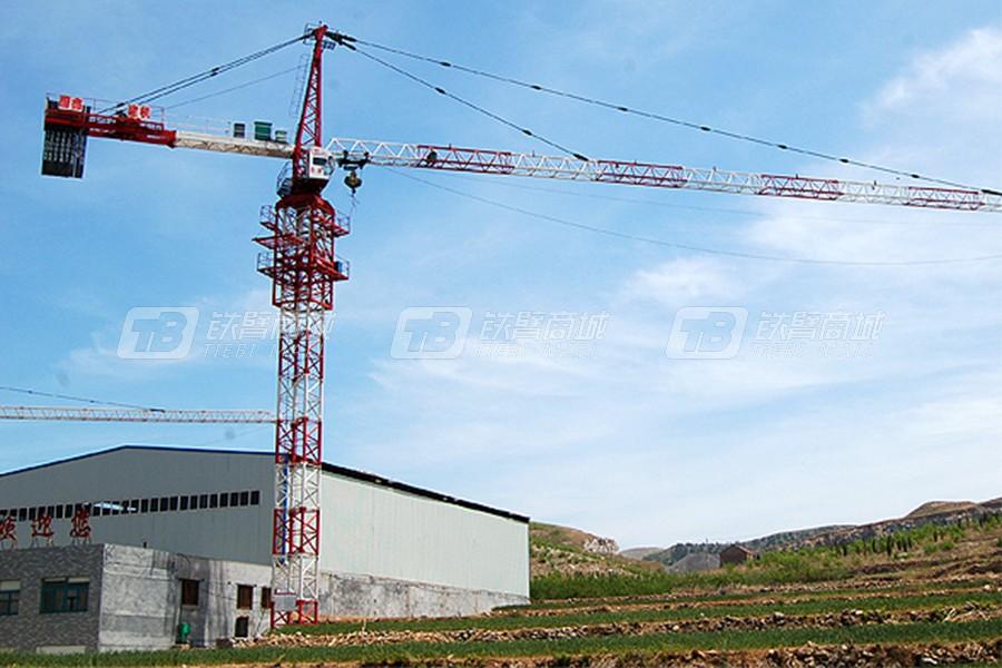 圆鑫建机QTZ100/125/160塔式起重机