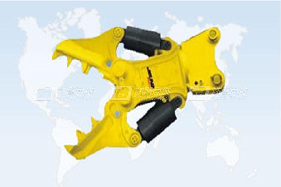 吉星JSC 800MC液压剪轧碎器系列剪切机