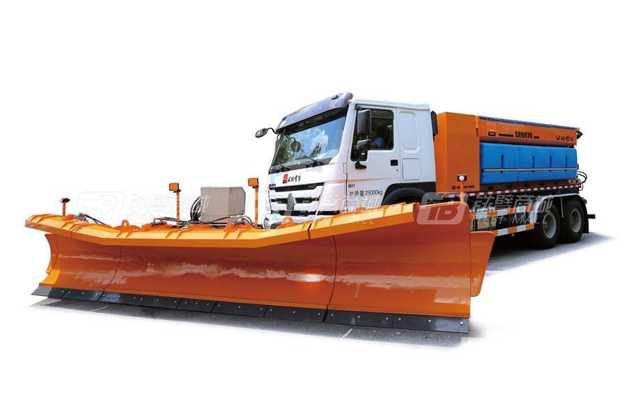 英达SR9070除雪车