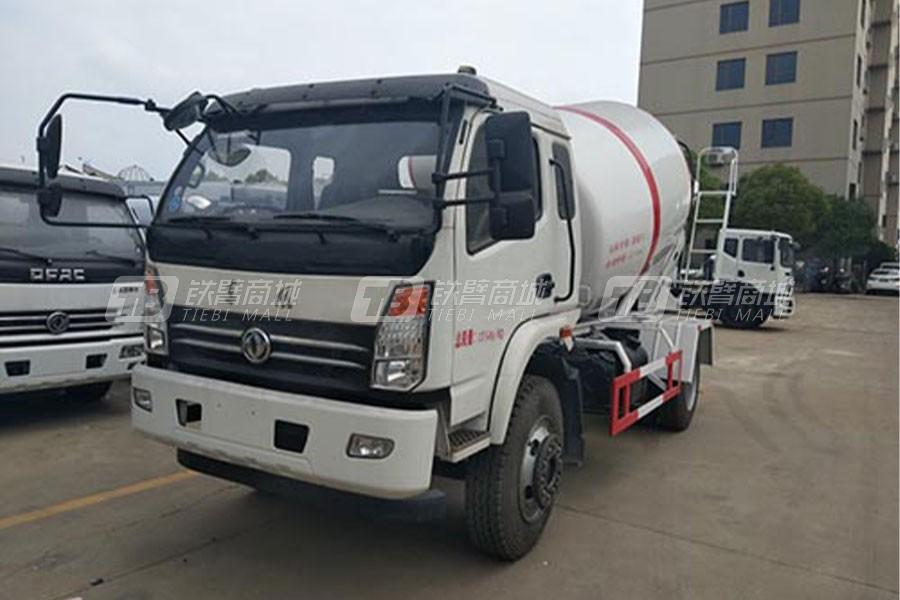 东风DFZ5140GJBSZ5D混凝土搅拌运输车