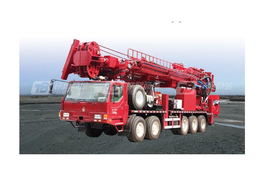 石煤SMJ5530TZJ15/800Y钻机车