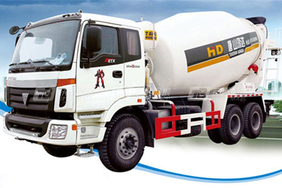 唐鸿重工XT5254GJBBJ混凝土搅拌运输车