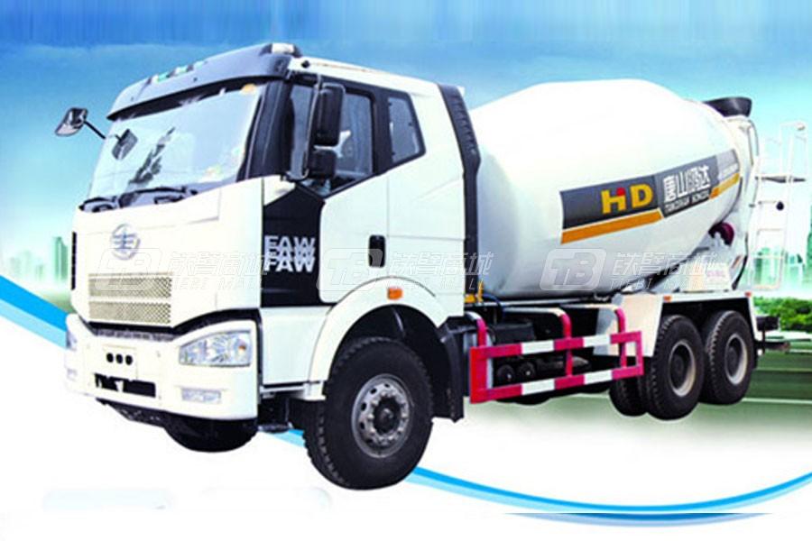 唐鸿重工XT5251GJBCA43G4混凝土搅拌运输车