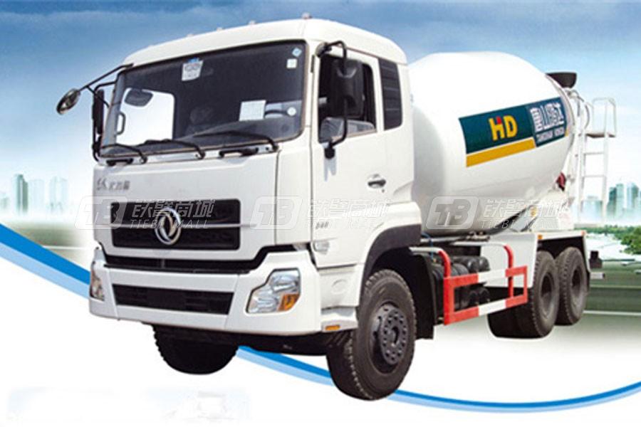唐鸿重工XT5252GJBEQ43S混凝土搅拌运输车