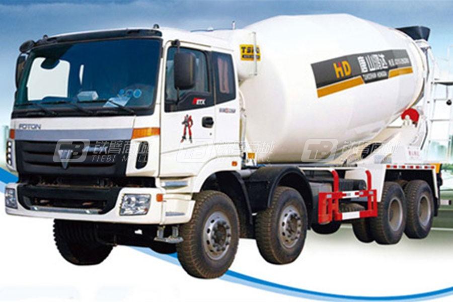 唐鸿重工XT5313GJBBJ30G4混凝土搅拌运输车
