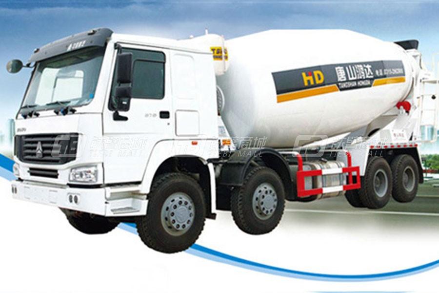 唐鸿重工XT5312GJBZZ3667C1混凝土搅拌运输车