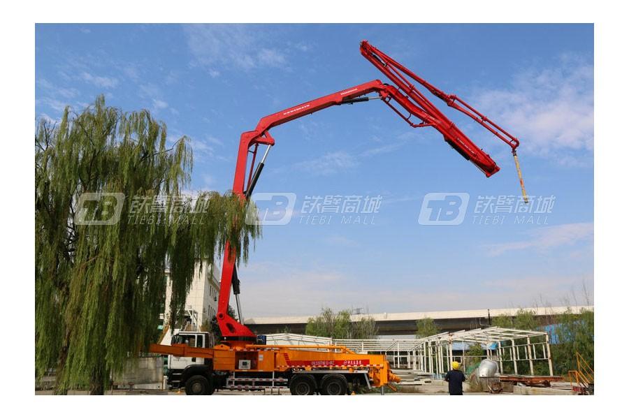 青岛科尼乐KNL5350THB50X-6RZ重汽50米(汕德卡)混凝