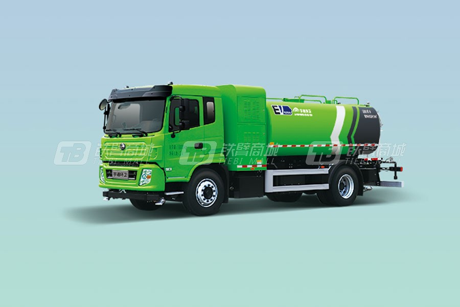 宇通环卫YTZ5180GQXD0BEV-1W18纯电动低压清洗车