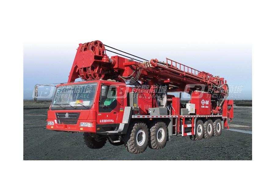 石煤SMJ5570TZJ30/1500Y钻机车