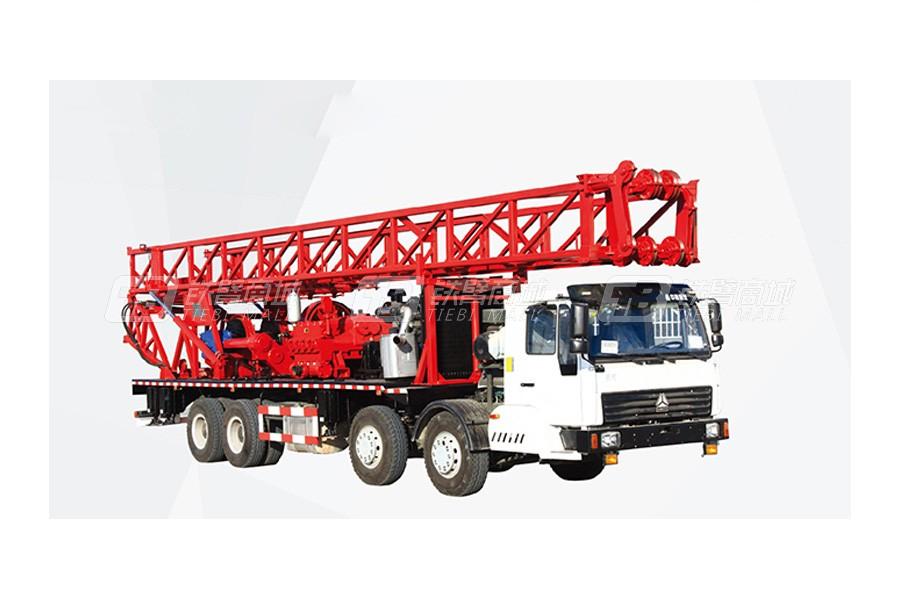 石煤SMJ5380TZJ(SPC-1000)钻机车