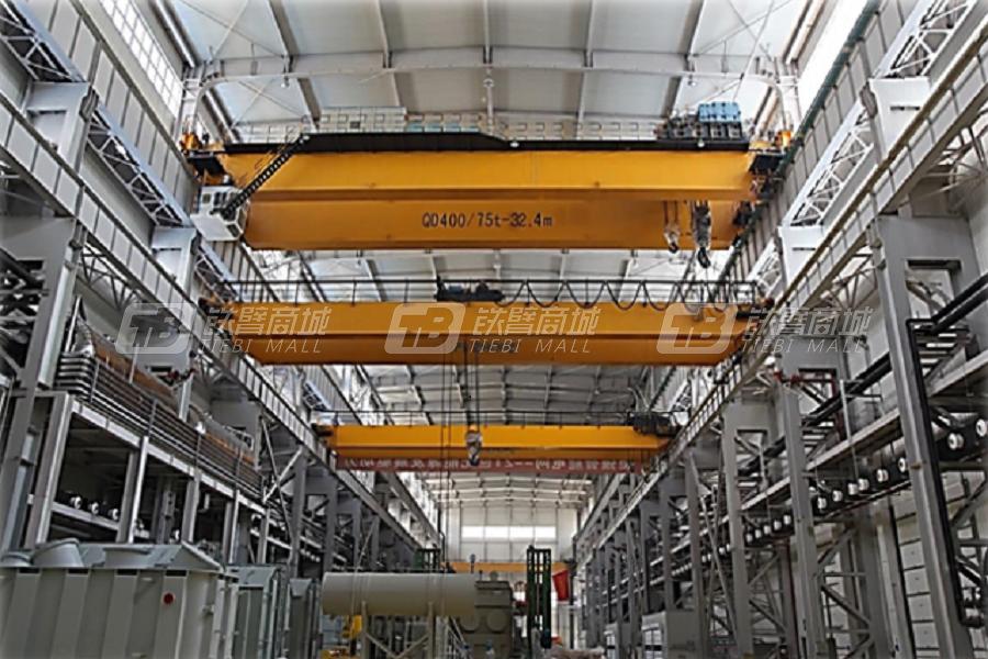 丰汇技术QD25/5龙门/桥梁起重机