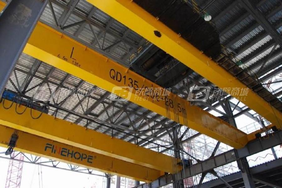 丰汇技术QD20/5龙门/桥梁起重机