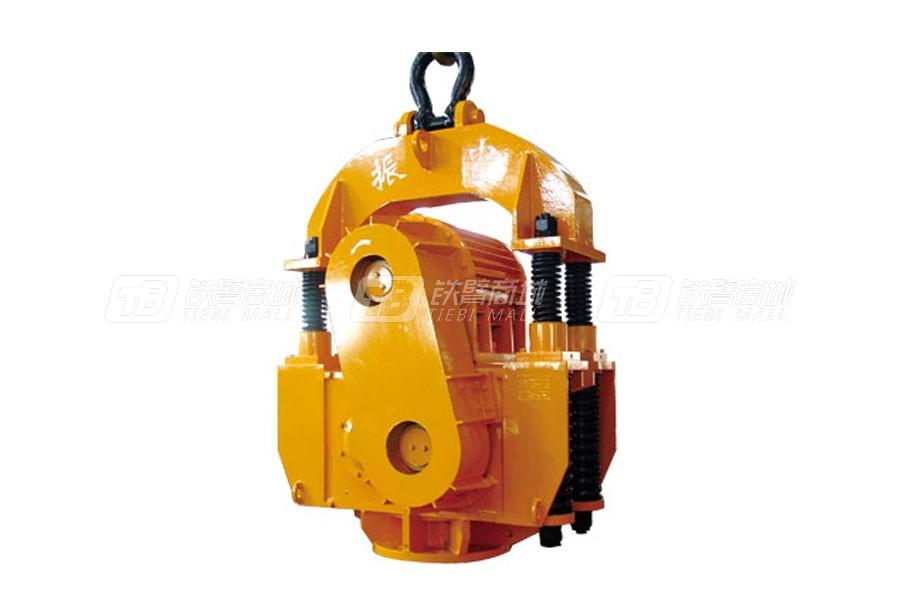 浙江振中DZ120A振动桩锤