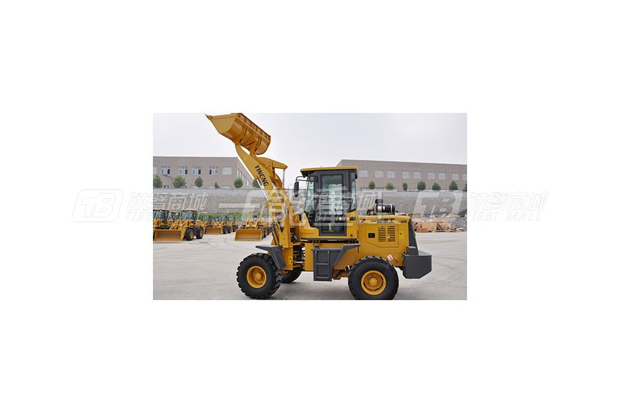 一能YN920D轮式装载机
