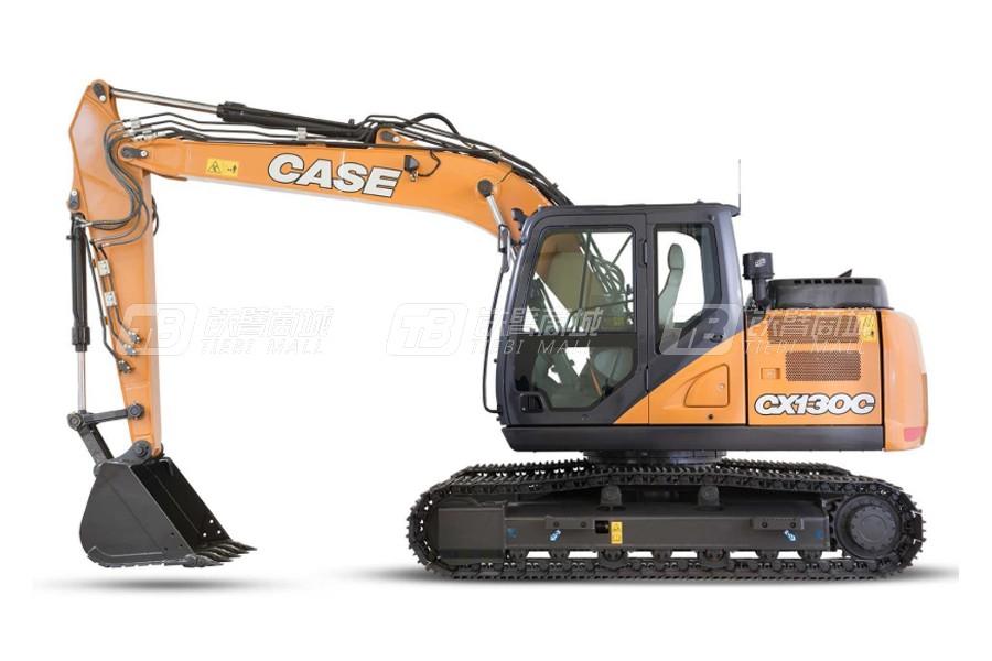 凯斯CX130C大型履带挖掘机