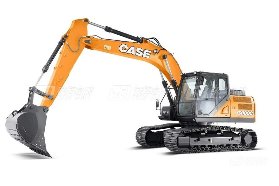 凯斯CX180C大型履带挖掘机