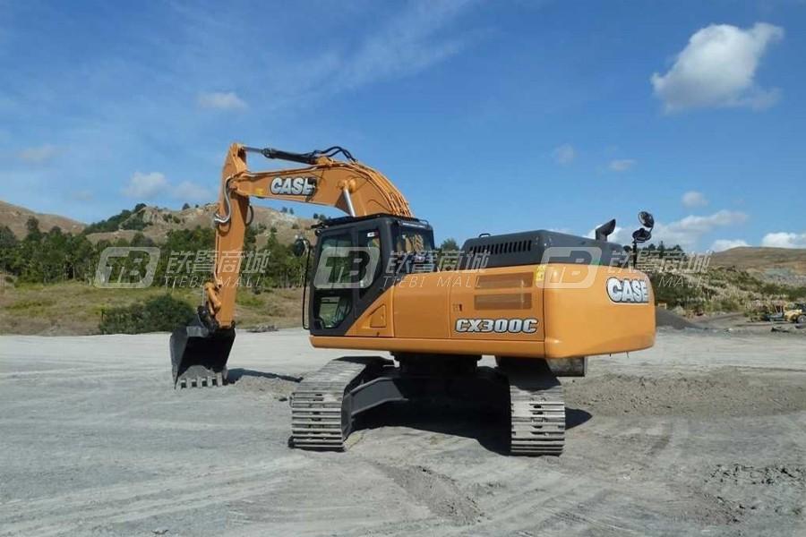 凯斯CX300C大型履带挖掘机