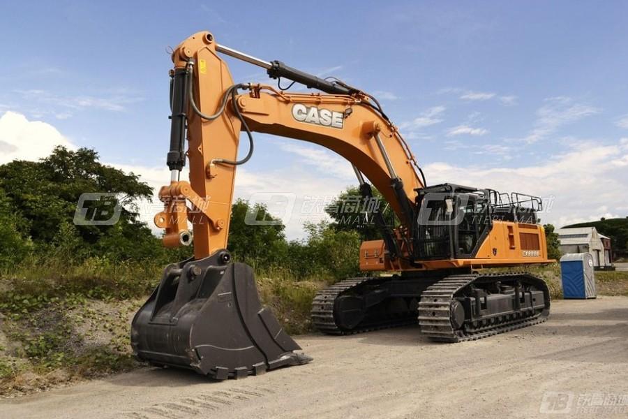 凯斯CX800B ME大型履带挖掘机