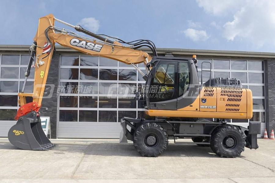 凯斯WX168轮式挖掘机