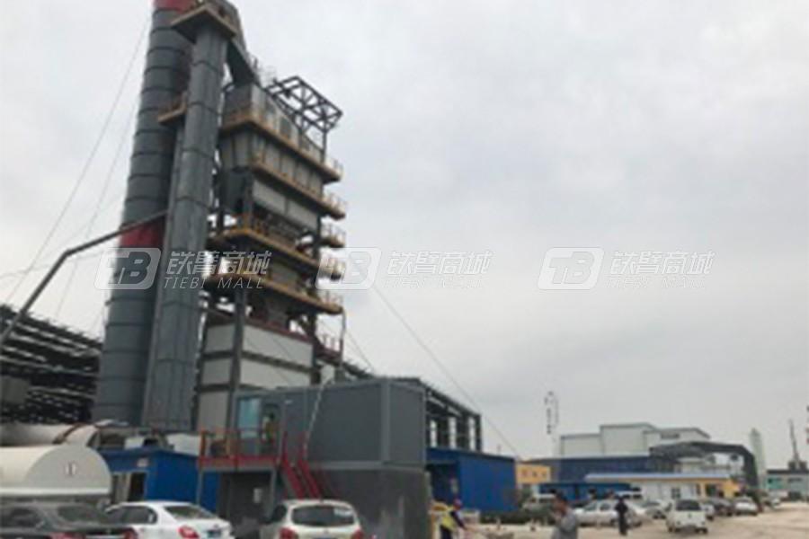 江苏路通LB4500强制间歇式沥青混合料搅拌设备