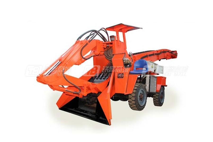 永力通ZWY-100轮式刮板扒渣机