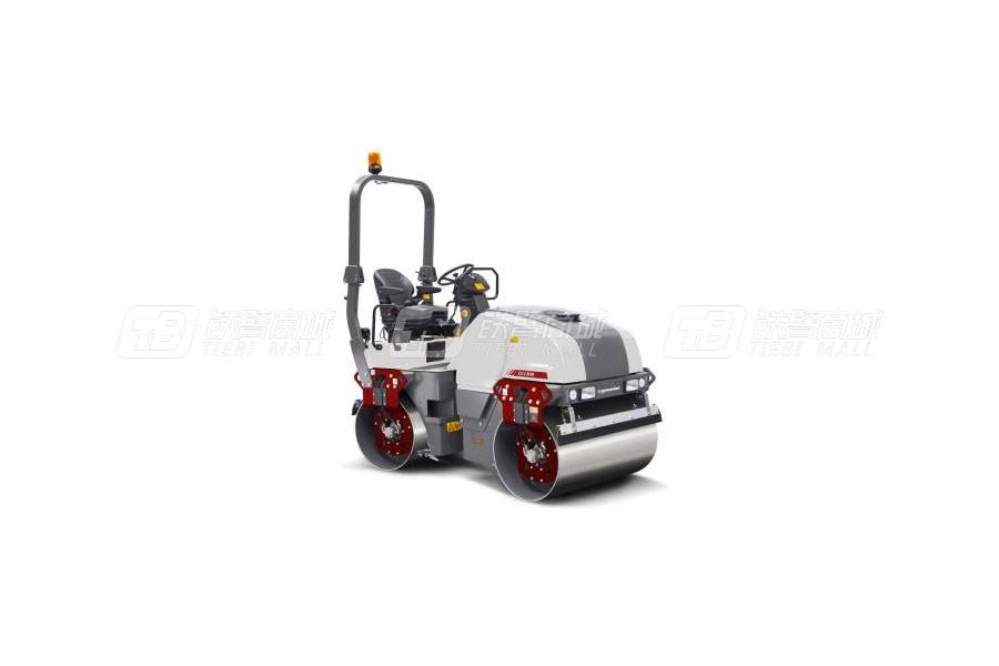 戴纳派克CC1300 PLUS双钢轮振动压路机