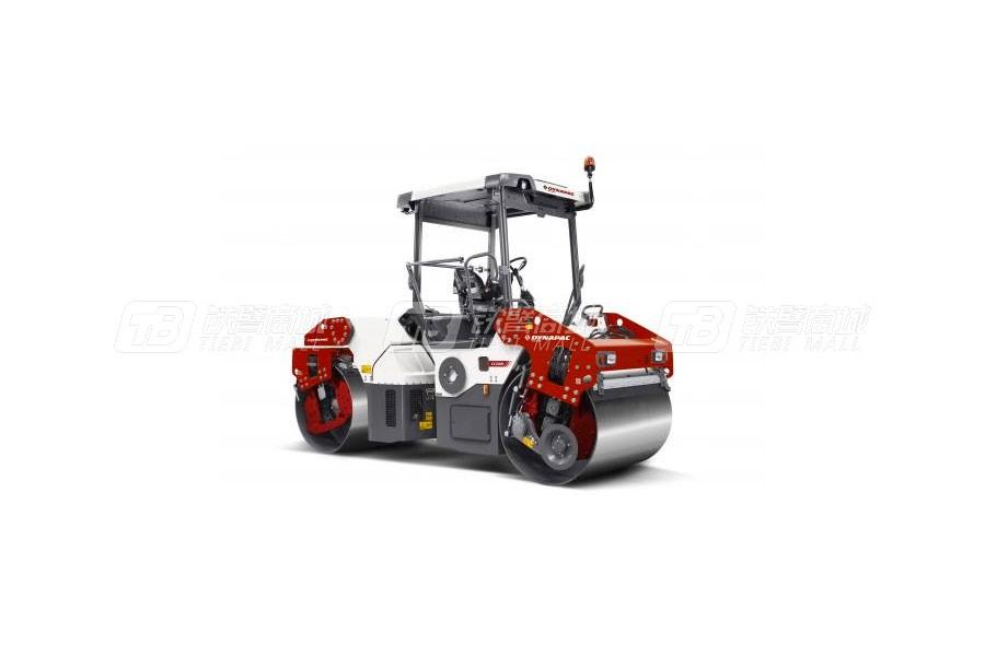 戴纳派克CC2200双钢轮振动压路机