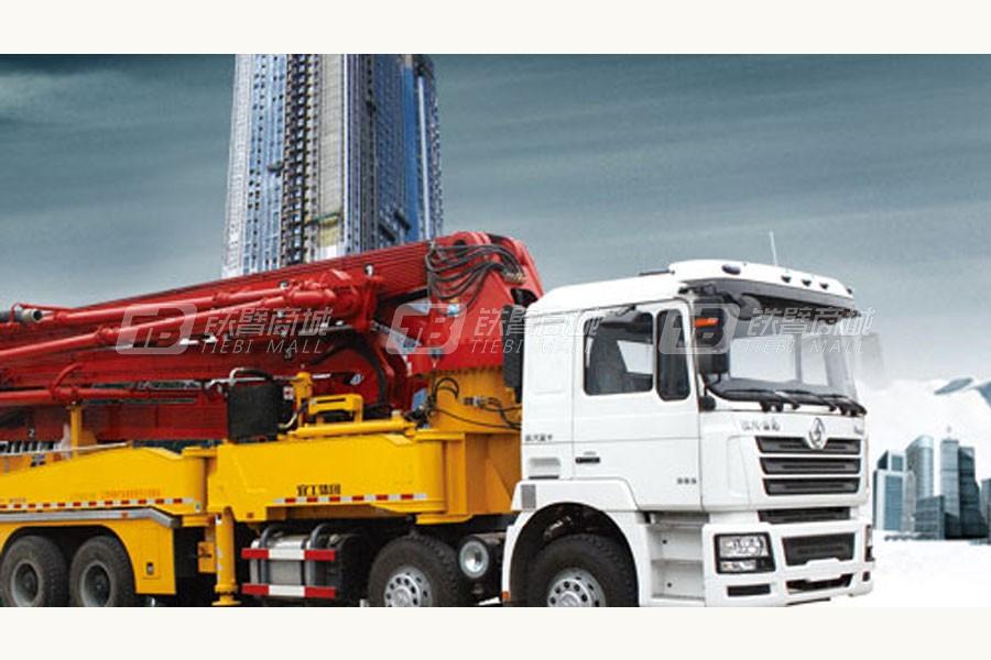 宜工JTZ5430THB臂架泵泵车