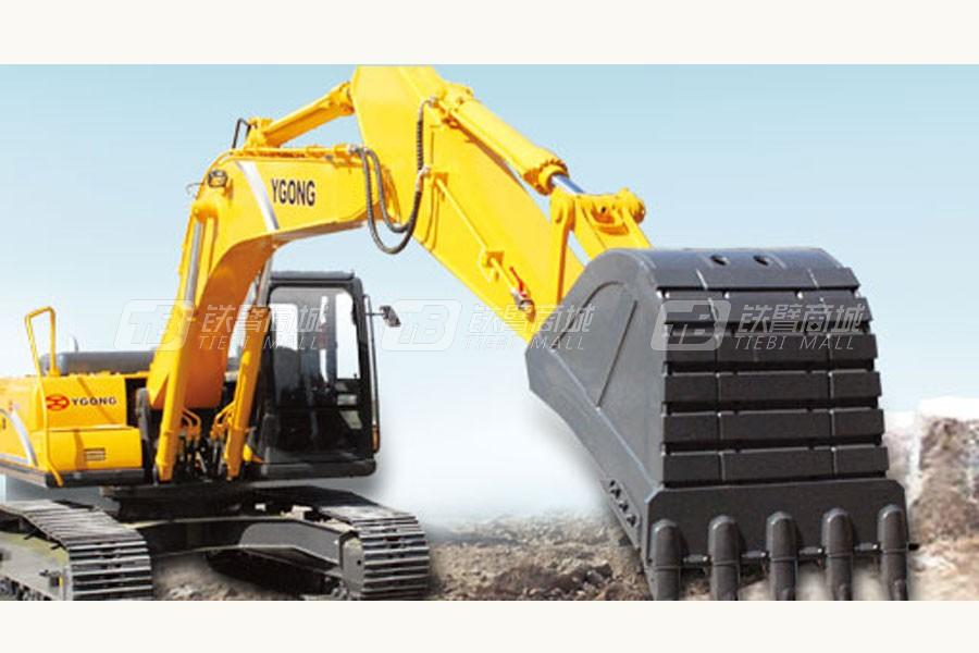 宜工CY330LC-8履带挖掘机