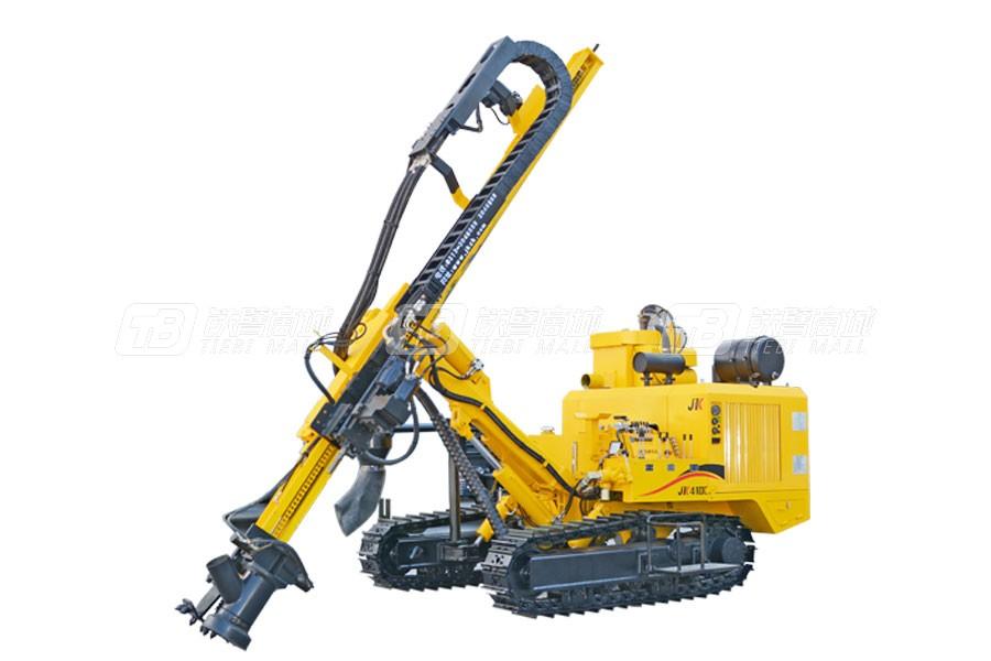 金科JK410履带式气动凿岩钻机