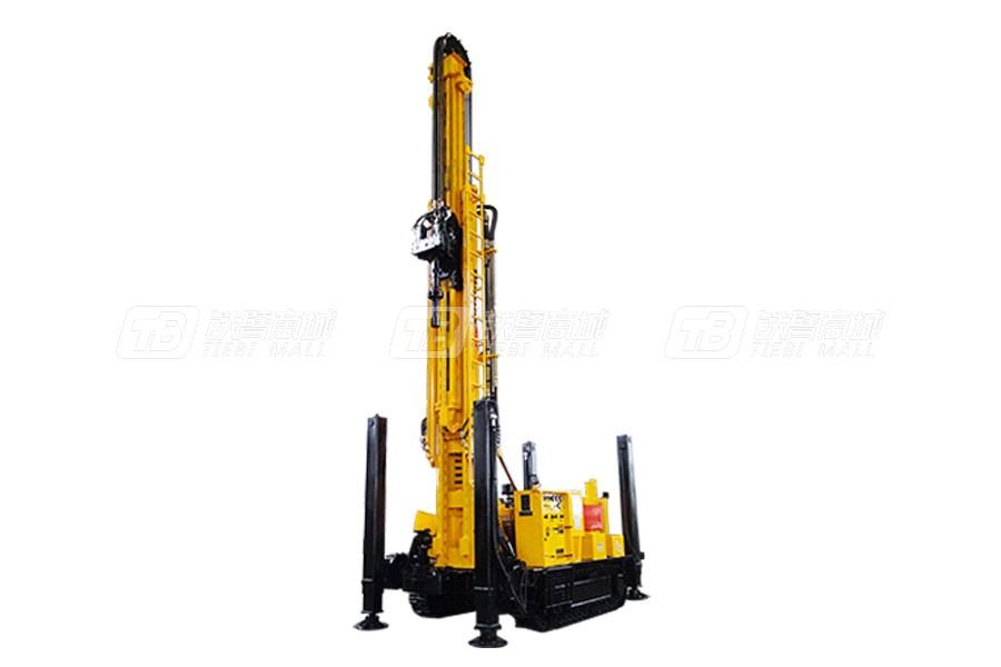 金科JKS380S履带式伸缩塔架水井钻机