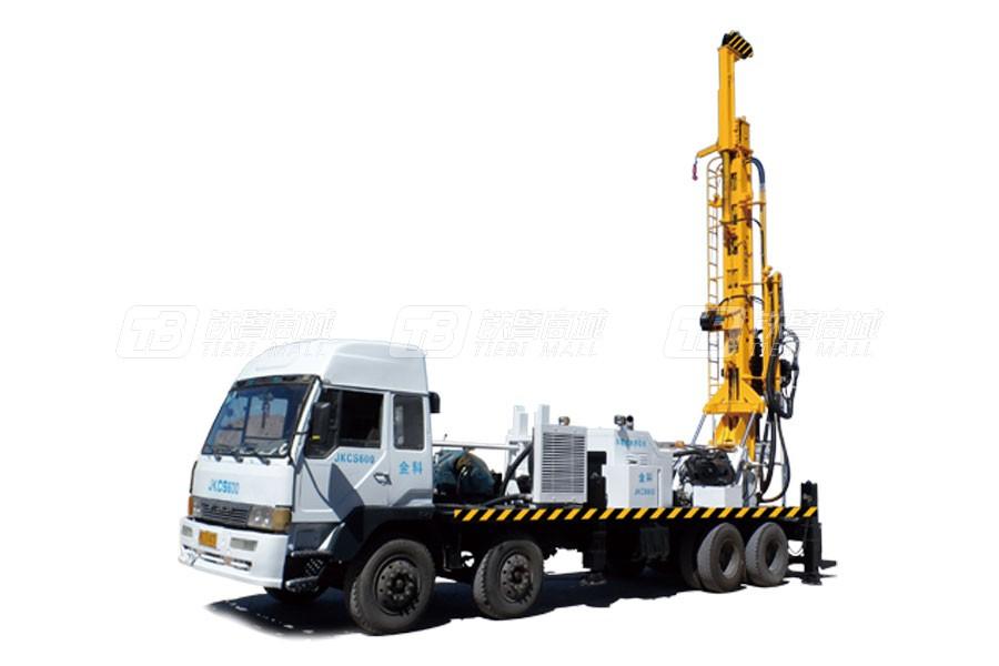 金科JKCS600车载式水井钻机