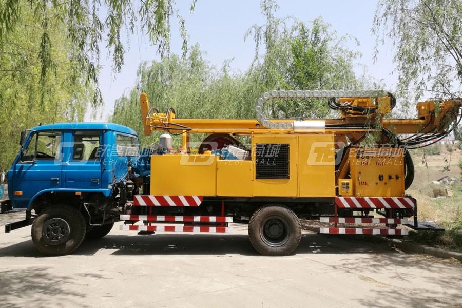 金科JKW-600L水气两用钻机