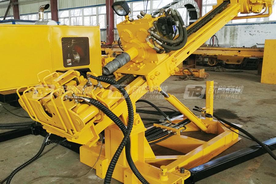 金科JKA-80C水气两用便携式锚固钻机