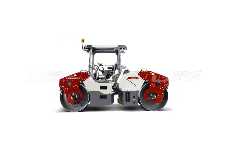 戴纳派克CC4200双钢轮振动压路机