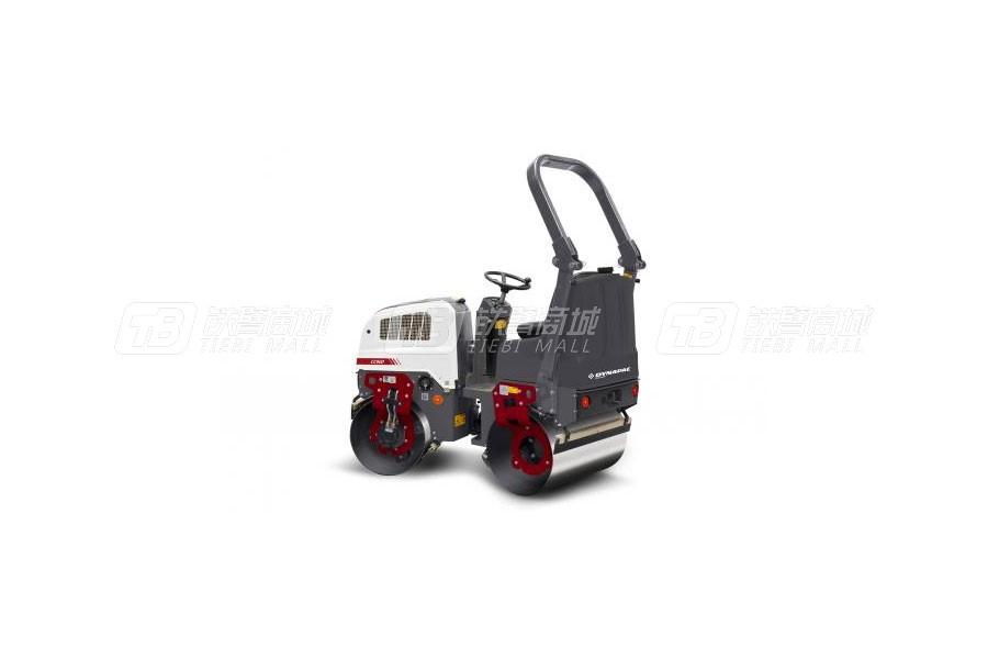 戴纳派克CC900G双钢轮振动压路机