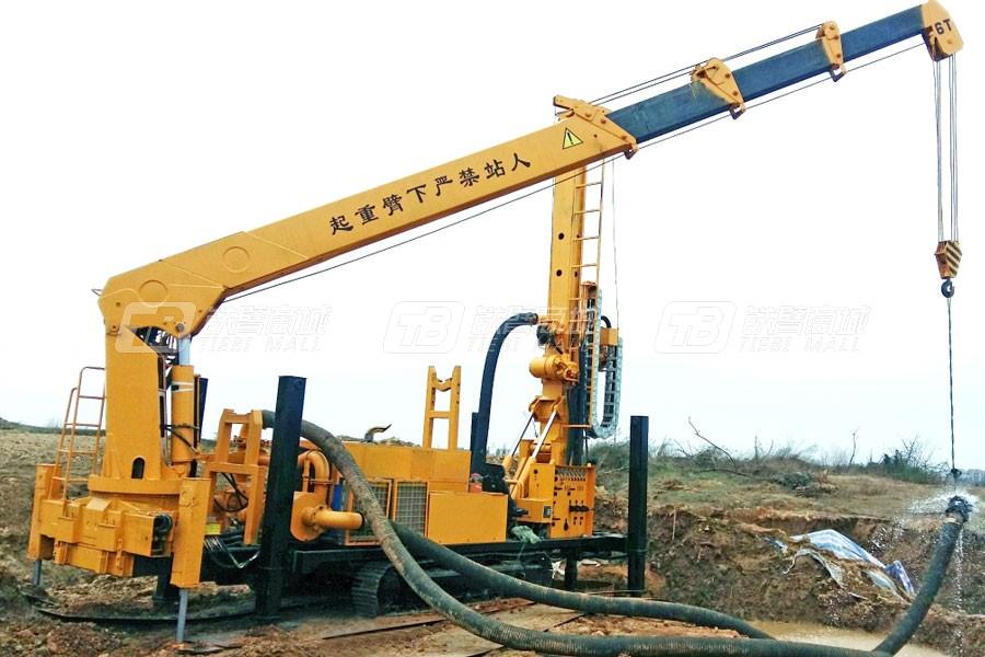 金科JKF-2000A液压桩孔钻机