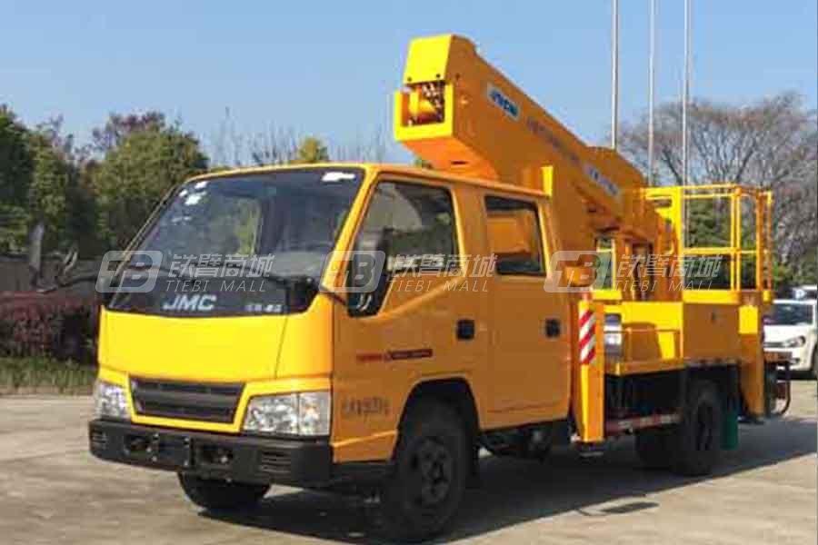 杭州爱知HYL5065JGKC高空作业车