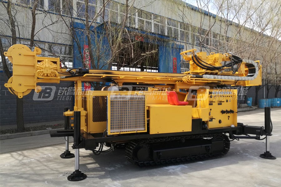 金科JKC-600LRD全液压反循环岩心钻机