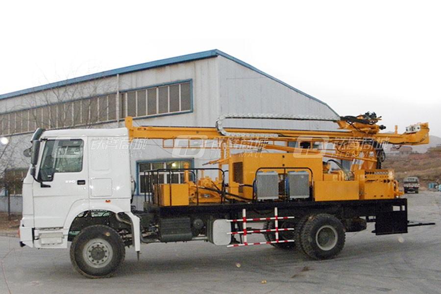 金科JKC-1200C全液压车载勘探多功能钻机