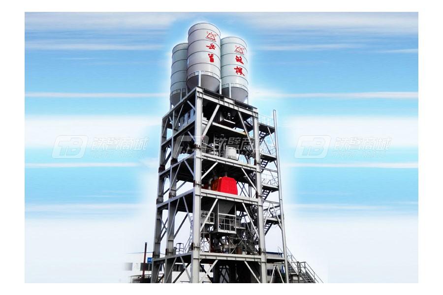 岳首FBT80高塔(楼)式干混砂浆搅拌设备