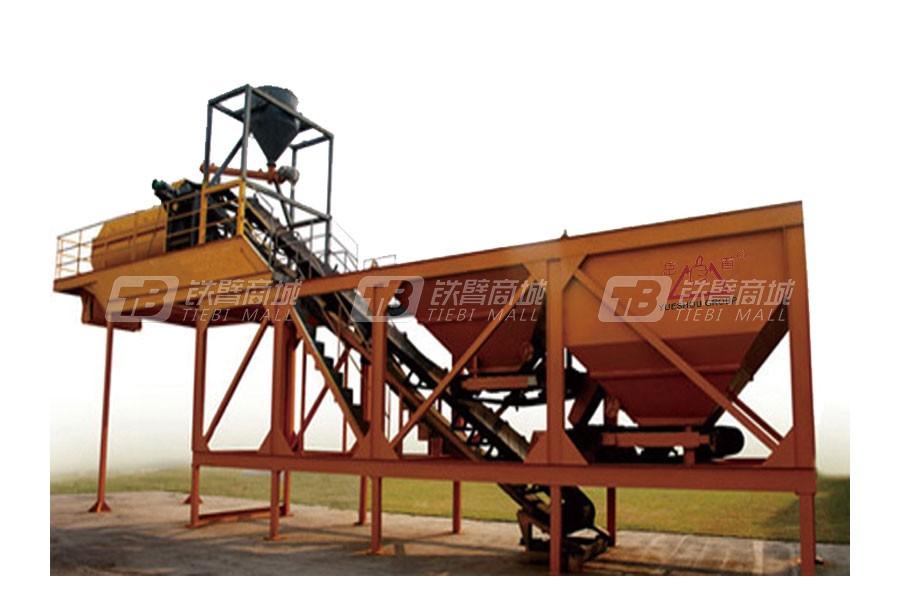岳首CCPRJ300集成式冷再生厂拌设备