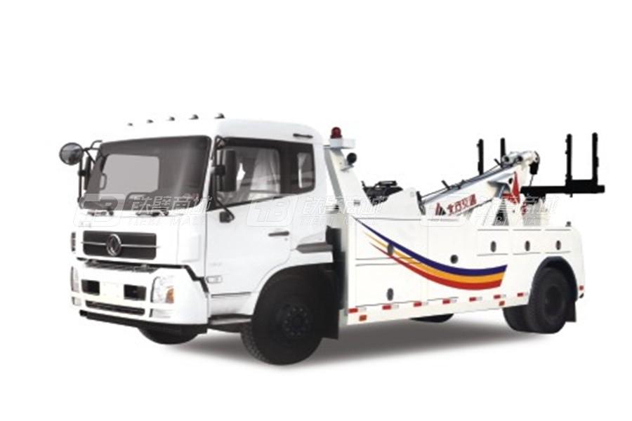 北方交通KFM5076TQZ410P平板背托型系列清障车