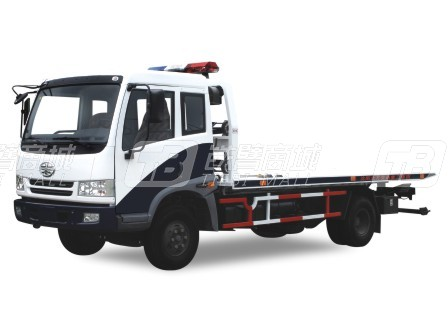 北方交通KFM5083TQZ406P平板背托型系列清障车